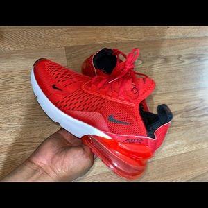 Nike 270  Red